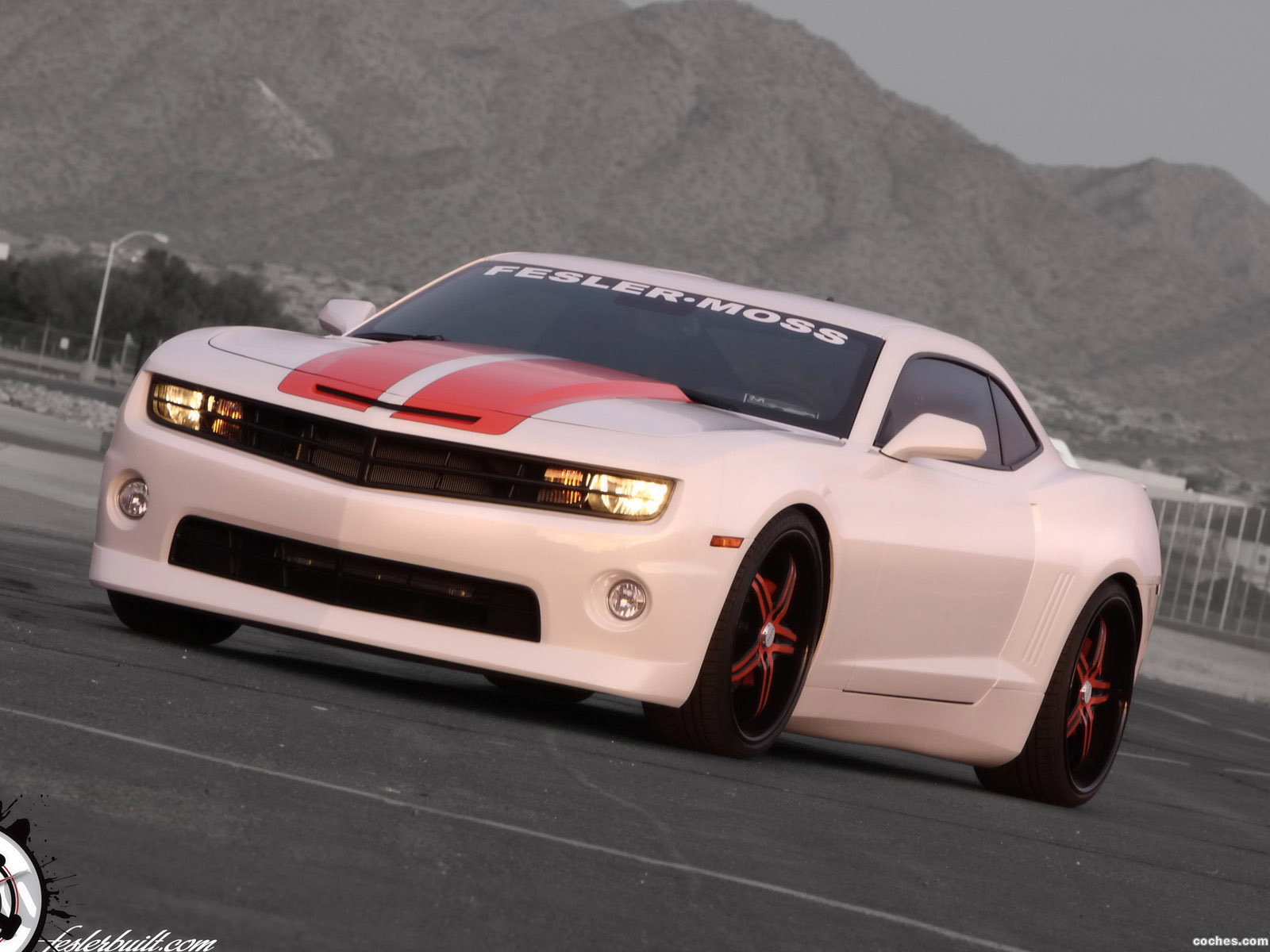 Foto 0 de Chevrolet Camaro Limited Edition by Fesler Moss 2009
