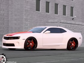 Ver foto 3 de Chevrolet Camaro Limited Edition by Fesler Moss 2009