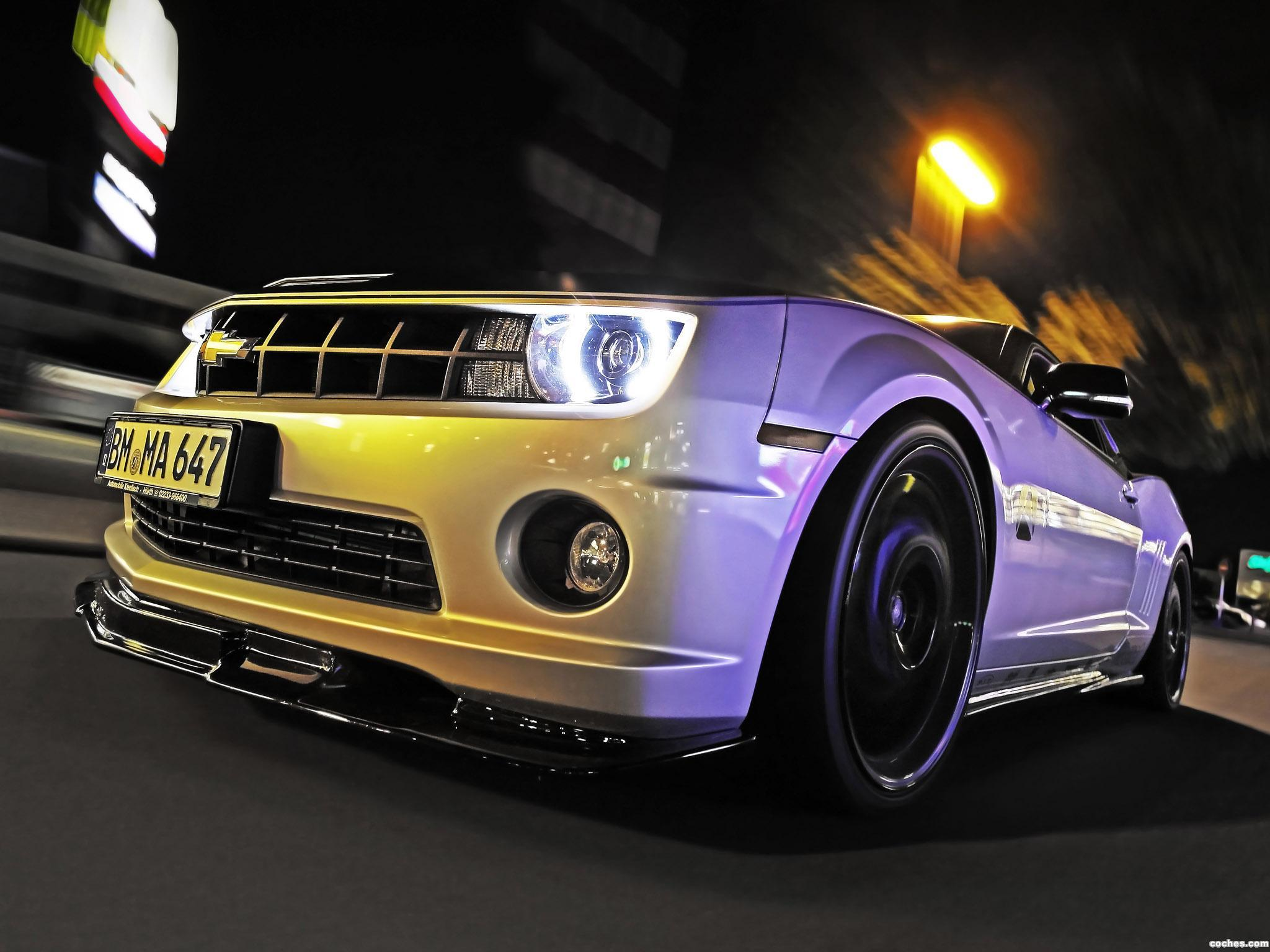 Foto 0 de Chevrolet Camaro Magnat Audio 2012