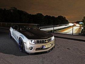 Ver foto 9 de Chevrolet Camaro Magnat Audio 2012