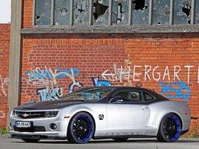 Ver foto 7 de Chevrolet Camaro Magnat Audio 2012