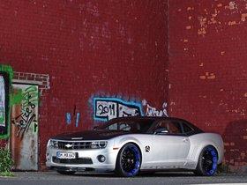 Ver foto 6 de Chevrolet Camaro Magnat Audio 2012