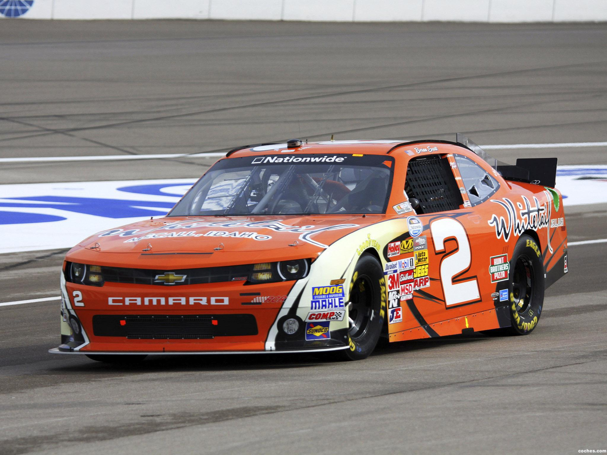 Foto 0 de Chevrolet Camaro NASCAR Nationwide Series Race Car 2013