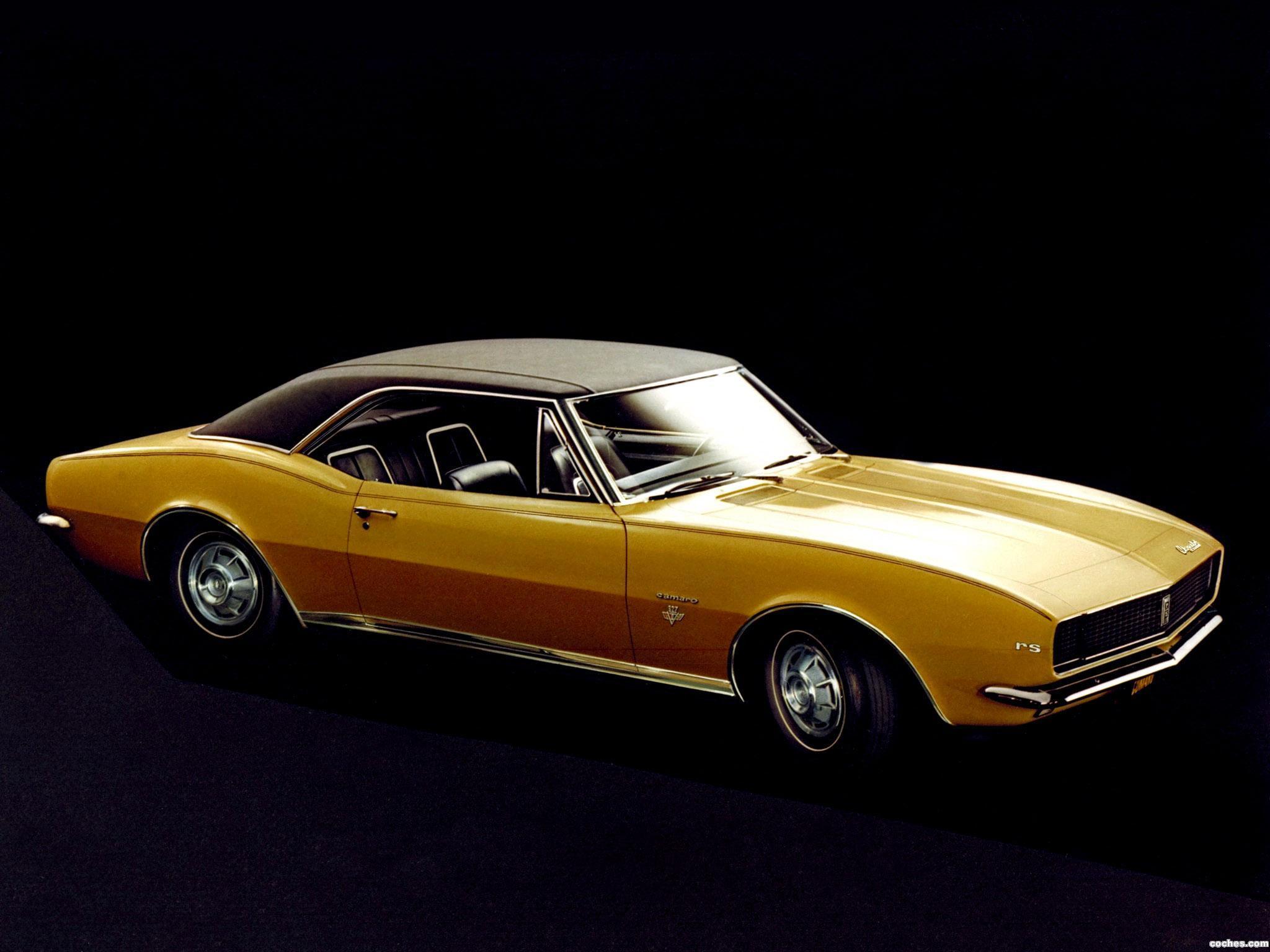 Foto 0 de Chevrolet Camaro RS 1967