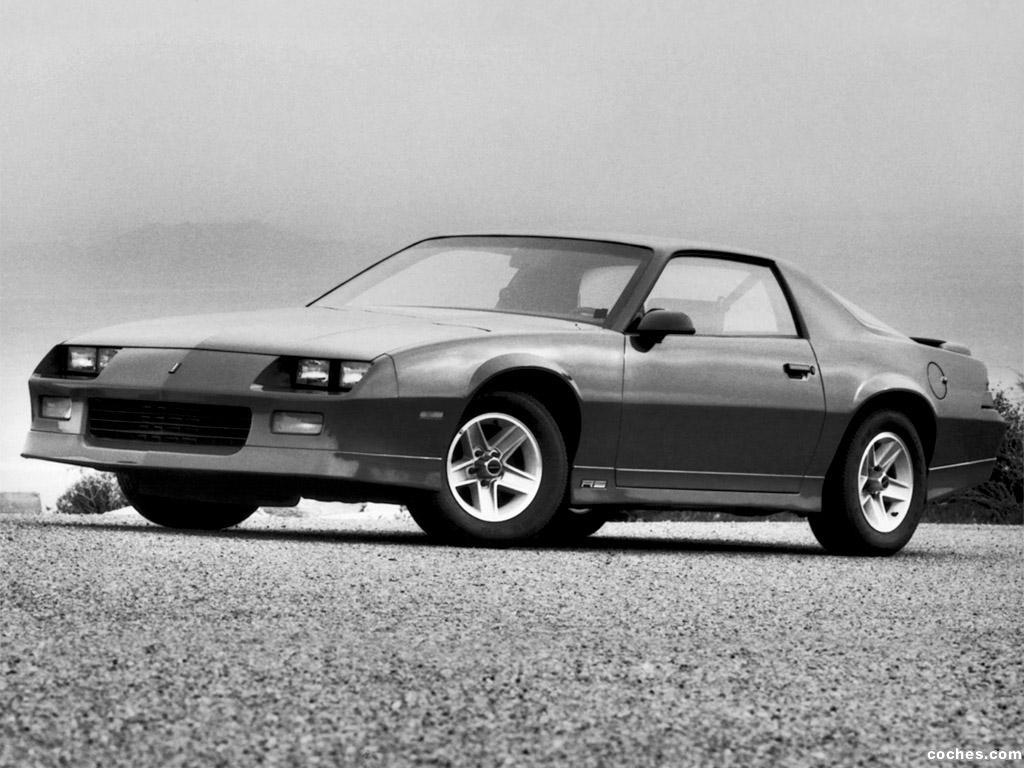 Foto 0 de Chevrolet Camaro RS 1989