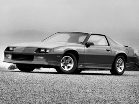 Fotos de Chevrolet Camaro RS 1989