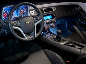 Ver foto 22 de Chevrolet Camaro RS 45th Anniversary Europe 2012