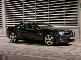 Ver foto 9 de Chevrolet Camaro RS 45th Anniversary Europe 2012