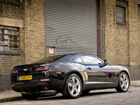 Ver foto 6 de Chevrolet Camaro RS 45th Anniversary Europe 2012