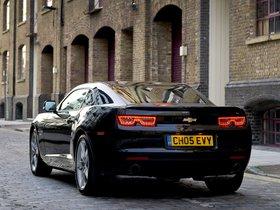 Ver foto 4 de Chevrolet Camaro RS 45th Anniversary Europe 2012