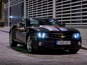 Ver foto 20 de Chevrolet Camaro RS 45th Anniversary Europe 2012