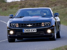 Ver foto 15 de Chevrolet Camaro RS 45th Anniversary Europe 2012