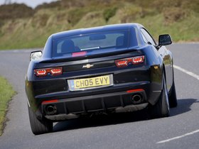 Ver foto 14 de Chevrolet Camaro RS 45th Anniversary Europe 2012