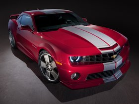 Ver foto 1 de Chevrolet Camaro Red Flash Concept 2010