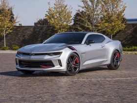 Fotos de Chevrolet Camaro Red Line Series Concept 2015