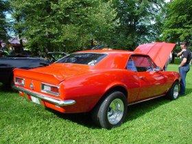 Ver foto 2 de Chevrolet Camaro SS 1967