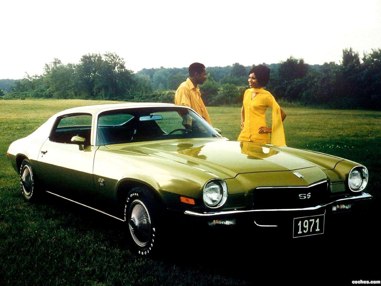 Foto 0 de Chevrolet Camaro SS 1971