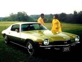 Ver foto 1 de Chevrolet Camaro SS 1971