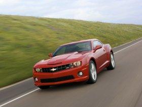 Ver foto 9 de Chevrolet Camaro SS 2009