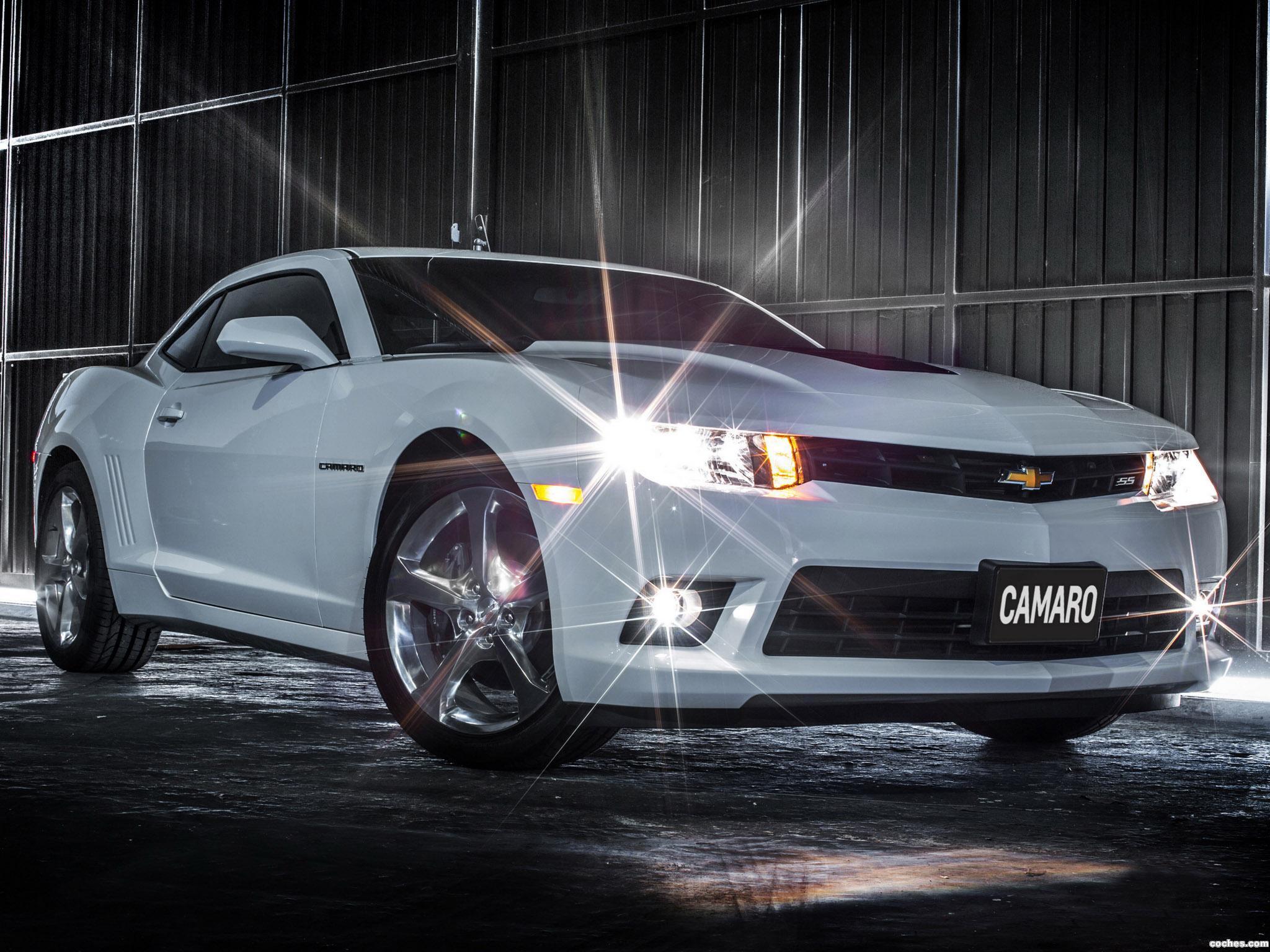 Foto 0 de Chevrolet Camaro SS 2013