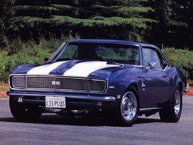 Ver foto 1 de Chevrolet Camaro SS 350 1969