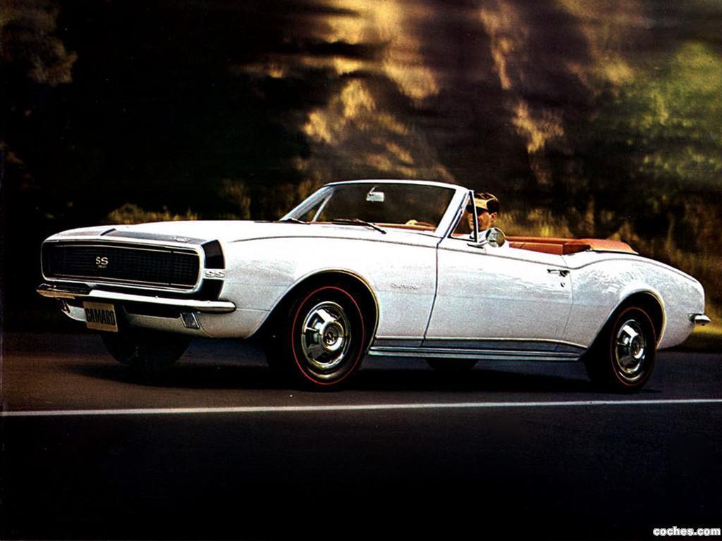 Foto 2 de Chevrolet Camaro SS 350 1969