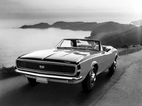 Ver foto 2 de Chevrolet Camaro SS 350 1969