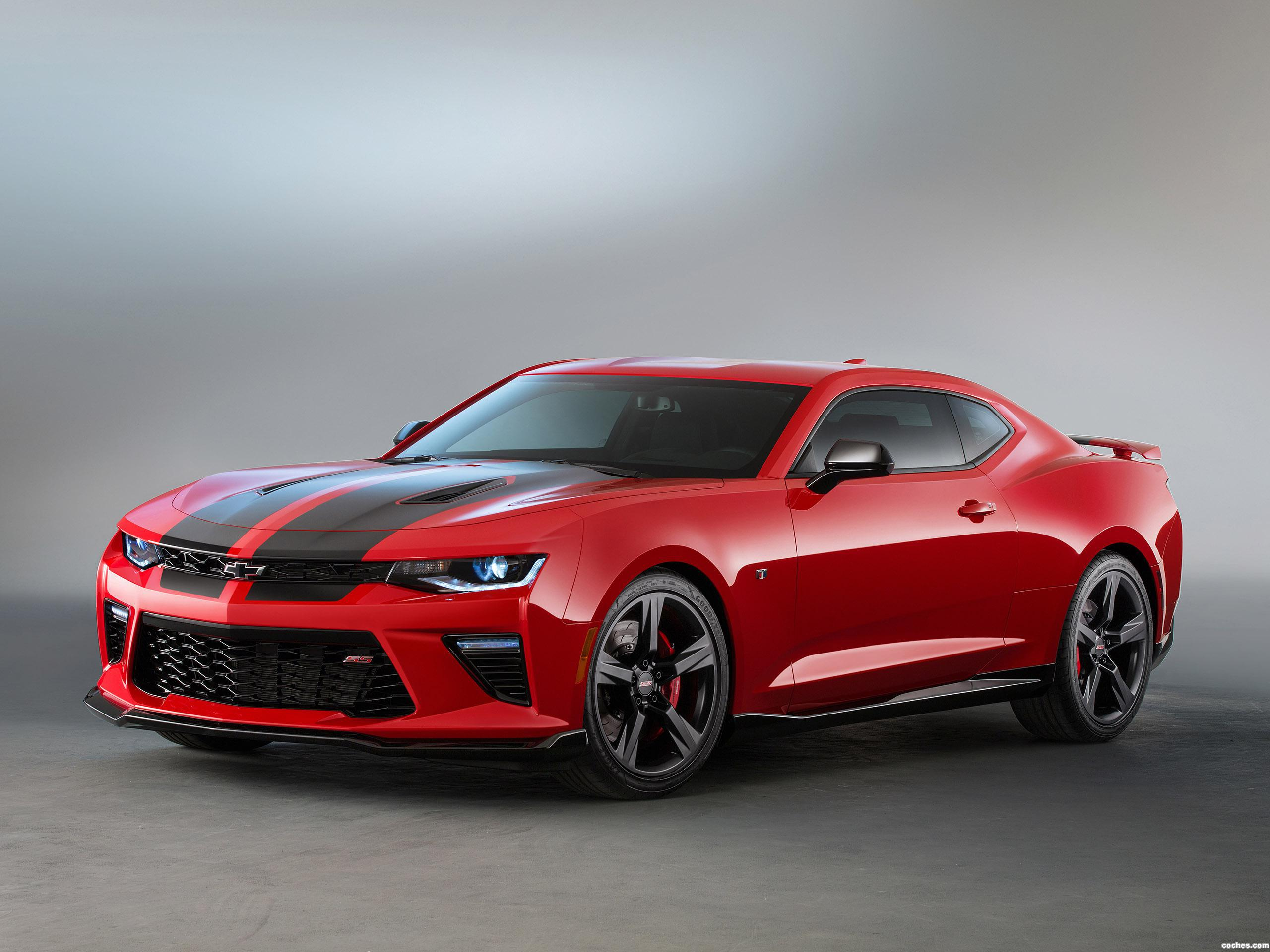 Foto 0 de Chevrolet Camaro SS Black Accent Package Concept 2015