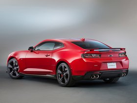 Ver foto 2 de Chevrolet Camaro SS Black Accent Package Concept 2015