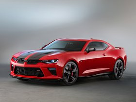 Ver foto 1 de Chevrolet Camaro SS Black Accent Package Concept 2015