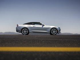 Ver foto 5 de Chevrolet Camaro SS Convertible 2015