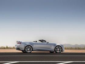 Ver foto 4 de Chevrolet Camaro SS Convertible 2015
