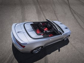 Ver foto 2 de Chevrolet Camaro SS Convertible 2015