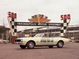 Ver foto 4 de Chevrolet Camaro SS Convertible Indy 500 Pace Car 1967