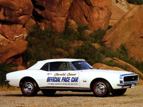 Ver foto 3 de Chevrolet Camaro SS Convertible Indy 500 Pace Car 1967