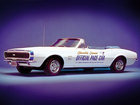 Ver foto 2 de Chevrolet Camaro SS Convertible Indy 500 Pace Car 1967