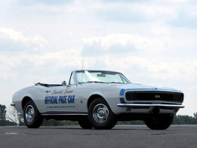 Fotos de Chevrolet Camaro SS Convertible Indy 500 Pace Car 1967
