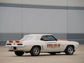 Ver foto 2 de Chevrolet Camaro SS Convertible Indy 500 Pace Car 1969
