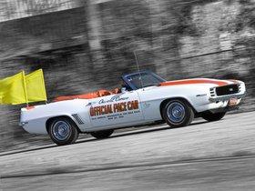 Ver foto 5 de Chevrolet Camaro SS Convertible Indy 500 Pace Car 1969