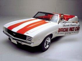 Ver foto 3 de Chevrolet Camaro SS Convertible Indy 500 Pace Car 1969