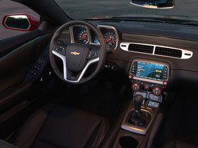 Ver foto 20 de Chevrolet Camaro SS Convertible 2014