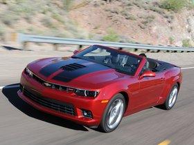 Ver foto 11 de Chevrolet Camaro SS Convertible 2014