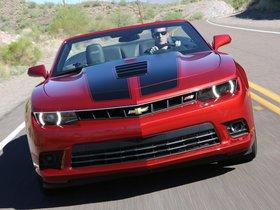 Ver foto 7 de Chevrolet Camaro SS Convertible 2014