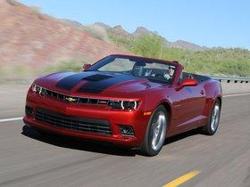 Ver foto 6 de Chevrolet Camaro SS Convertible 2014