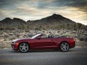 Ver foto 3 de Chevrolet Camaro SS Convertible 2014