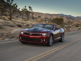 Ver foto 2 de Chevrolet Camaro SS Convertible 2014