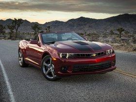 Ver foto 1 de Chevrolet Camaro SS Convertible 2014