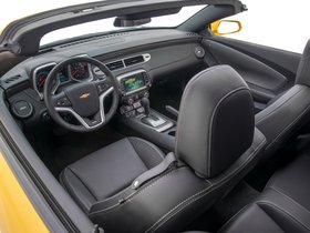 Ver foto 31 de Chevrolet Camaro SS Convertible 2014
