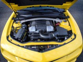 Ver foto 30 de Chevrolet Camaro SS Convertible 2014