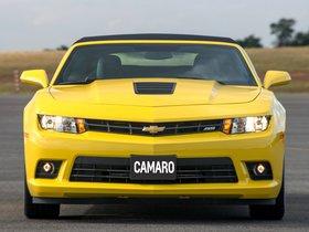 Ver foto 29 de Chevrolet Camaro SS Convertible 2014